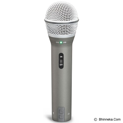 SAMSON Microphone Dynamic [Q2U] - Microphone Live Vocal
